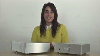 Burson Headphone Amplifier and Matching Power Amplifier