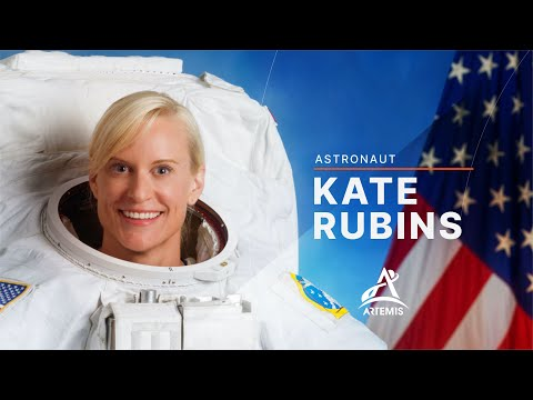 Meet Artemis Team Member Kate Rubins