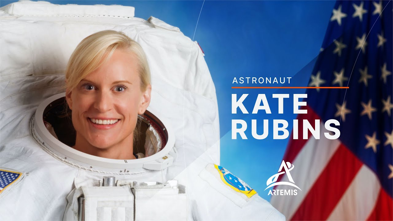 Meet Artemis Team Member Kate Rubins - NASA
