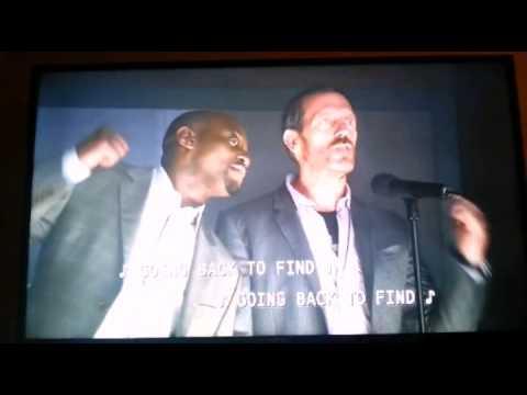 House MD Karaoke Scene