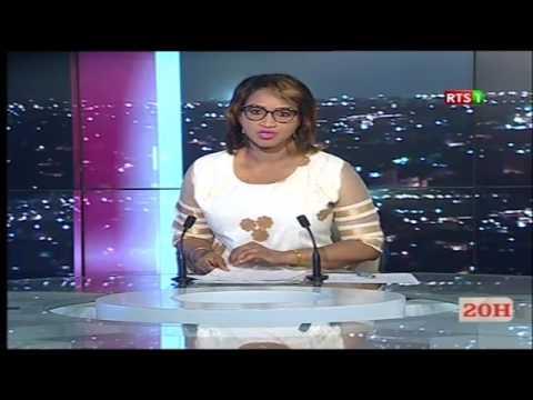 JT Officiel 20H de la RTS1 du mardi 02 mai 2017