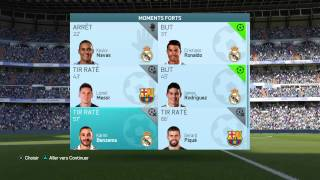 FIFA 2016 - GOALS and Highlights Real Madrid 4-1 Barcelona - FIFA16