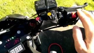 2009 Buell XB12Scg starter problems
