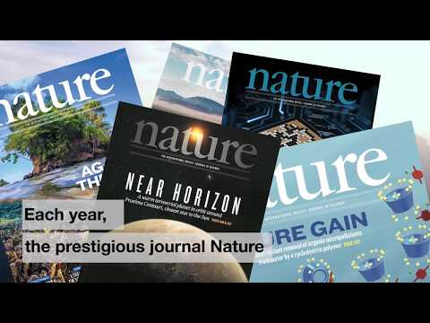Journal 'Nature' ranks Thales among the 100 leading companies for high-quality science worldwide