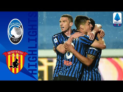 Atalanta Benevento Goals And Highlights