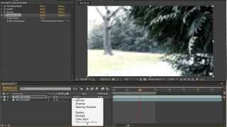 Minority Report Effect in After Effects