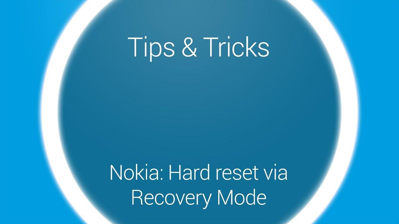Nokia 7 Plus Dual Sim - Resetten via recovery mode - Belsimpel
