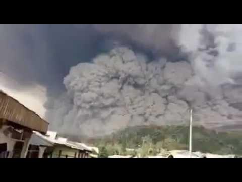 Mt.Sinabung 2