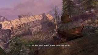 Another Skyrim glitch