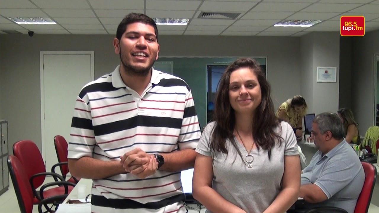 Tupi Online: As notícias desta terça-feira com Pedro Leite e Diana Rogers