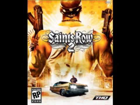 Saints Row 2 - Wale - Ridin in that blach Joint