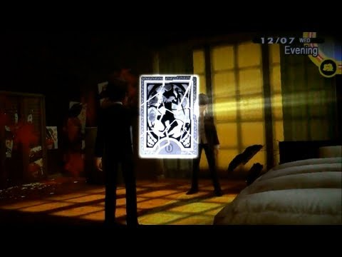 Persona 4 Golden - Adachi Social Link Arcana Change (Jester to Hunger Arcana)