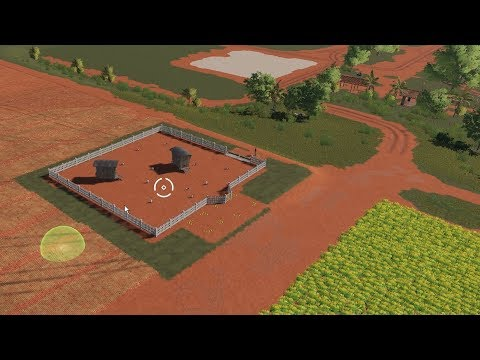 NYA KYCKLINGAR | Farming Simulator 19