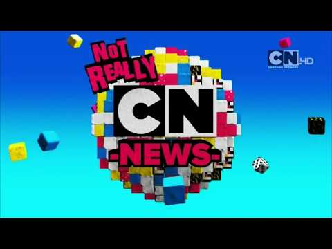 Cartoon Network UK HD Not Really The Cartoon Network News Competition Weather Camera Malfunction