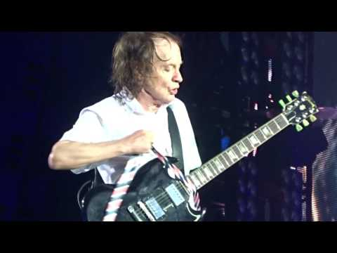 AC/DC SIN CITY LIVE. LONDON, JUNE 4th 2016.