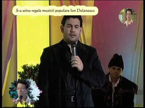 Ion Dolanescu - Dolanescu n -a murit