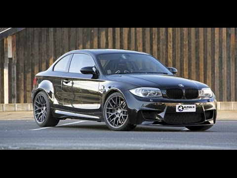 Bmw 1 Series M Coupe Custom 2016 By Alpha N Performance