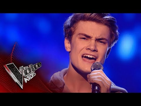 Will Performs 'Both Sides Now': Blinds 2  The Voice Kids UK 2018