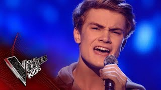 Will Performs 'Both Sides Now': Blinds 2 | The Voice Kids UK 2018 thumbnail