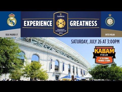 Cal Athletics: Inter Milan to face Real Madrid in Berkeley