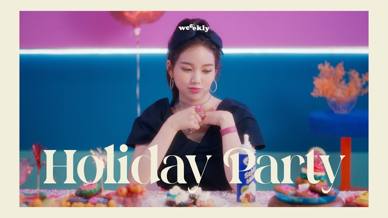 Weeekly(위클리) : 4th Mini Album  [Play Game : Holiday] Concept Film #S - Lee Soojin(이수진)