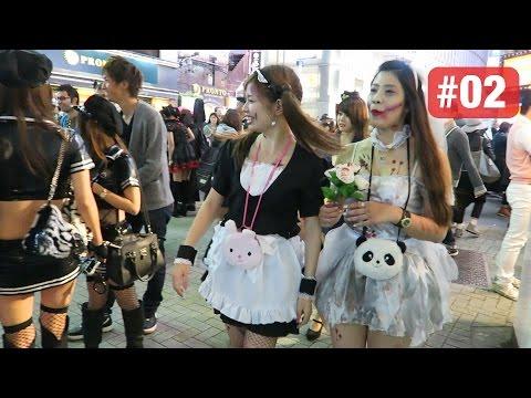 HALLOWEEN TOKYO SHIBUYA - vlog Japon