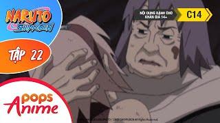 Naruto Shippuden Tập 22 - Vũ Khí Bí Mật Của Bà Chiyo - Trọn Bộ Naruto Lồng Tiếng