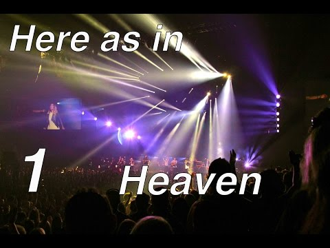 Here As In Heaven  Elevation Worship  Time Warner Cable Arena 2015 Part 1