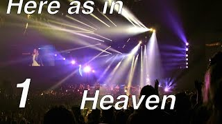 Here As In Heaven - Elevation Worship - Time Warner Cable Arena 2015 Part 1