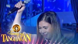 Tawag Ng Tanghalan: Emmalou Cruz is the new title holder