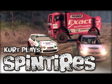 Let's Play SpinTires - More User Mods & Steam Greenlight