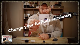 AirPods Wireless Charging case!