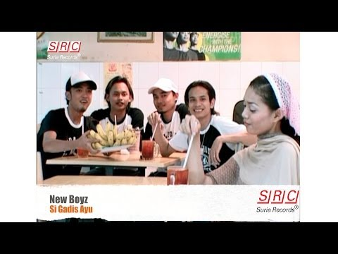 New Boyz - Si Gadis Ayu (Official Video - HD)