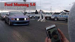Ford Mustang 5.0 Owner Prank on Selfie