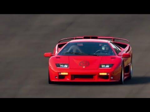 Dr Disrespect Leaked Track Footage Lamborghini Diablo