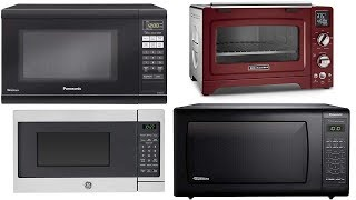 7 Best Countertop Microwave Ovens Reviews