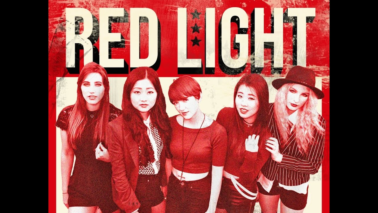 RED LIGHT - F(X) | P4pero Dance Cover - YouTube