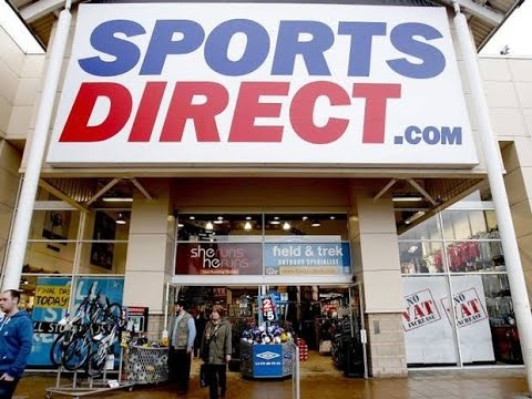 Dispatches: The Secrets Of Sports Direct