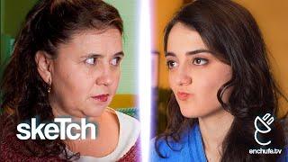 Consigue el Permiso: Madre vs. Hija