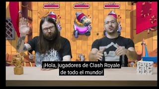 Reaccionando a la guerra de clanes 2 mas a detalle |  Clash Royale