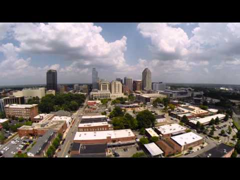 Aerial Raleigh