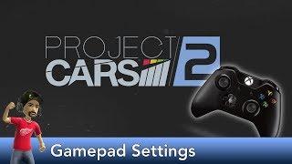 Project CARS 2 | Gamepad Settings