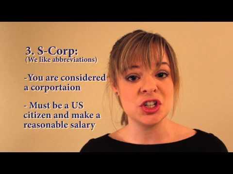 Tax Yak Entrepreneur Series: Sole Prop v. LLC v. S-Corp