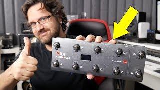 MeloAudio MIDI Commander Review