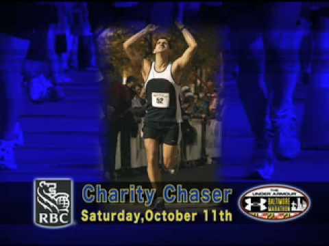 Dane Rauschenberg Charity Chaser Baltimore Marathon