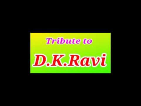 D.K.Ravi _Album _song _by_lyricist_Kunthuru_Srikanth