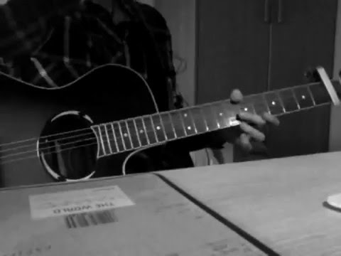 Gary Jules - Mad world (guitar cover) - YouTube