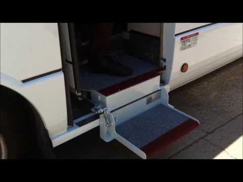 Access Vehicles Australia Automatic Bus Step 1