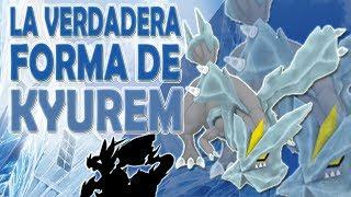 La VERDADERA FORMA de KYUREM / Mr Jonfer