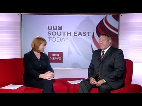 South East Today - September 2009 - Beverley Thomp...